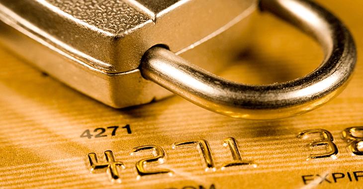 鍵とクレジットカード番号